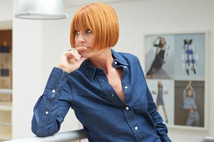 """Mary Portas: """"I've never been a manager, I don't do detail"""""""