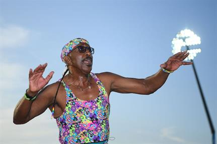 Mr Motivator's guide to hard times