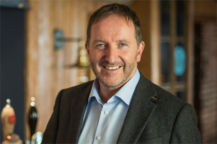 Greene King CEO Nick Mackenzie on surviving the pub apocalypse