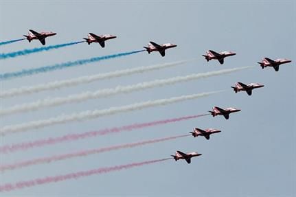 What the Red Arrows can teach you about psychological safety