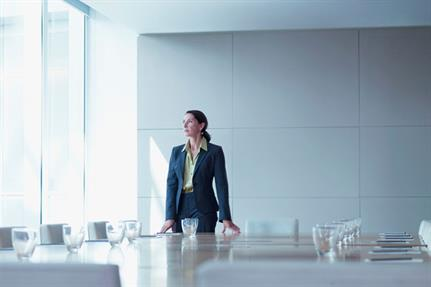 More women on boards, but not in the roles with real power
