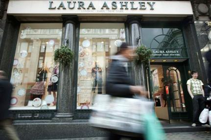 Laura Ashley finds a convenient excuse in coronavirus