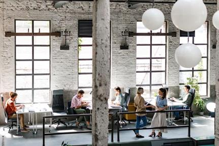 81% of leaders are planning for more flexible work