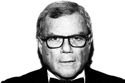 """Martin Sorrell: """"There's something about the unfairness of it that drives me"""""""