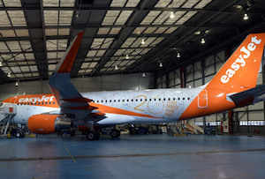 EasyJet flies in record profits - but stays schtum on terror