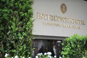 IHG to sell Intercontinental London park Lane
