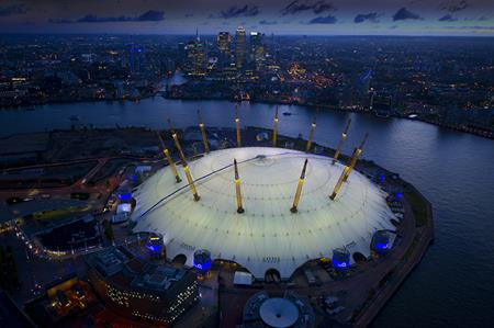 The O2 will host Conference Week in September 2016