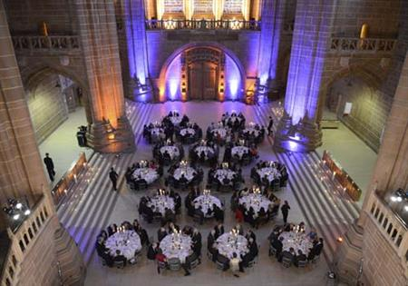 Liverpool Cathedral hosted one DDF event