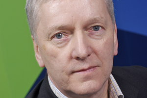 World Events chief executive Martin Parry