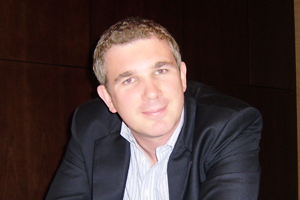 Canon Business Solutions Europe channel marketing manager Dan Porter