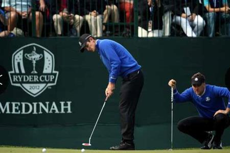 Will you be taking a corporate group to the Ryder Cup 2012?