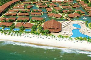 Dom Pedro Laguna Beach Villas, Golf and Spa Resort to open in Brazil in December