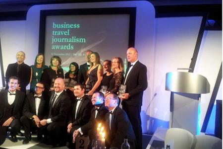 C&IT won three categories at this year's CWT Business Travel Journalism Awards