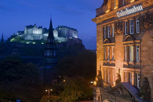 Caledonian Hilton Edinburgh Hotel Review