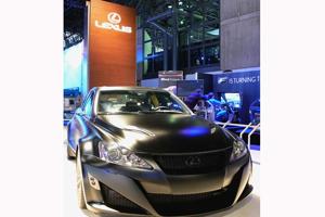 Lexus among wins for BI