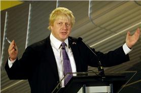 Boris Johnson launches London & Partners
