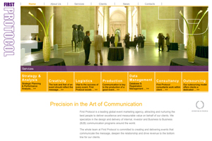 First Protocol Web site