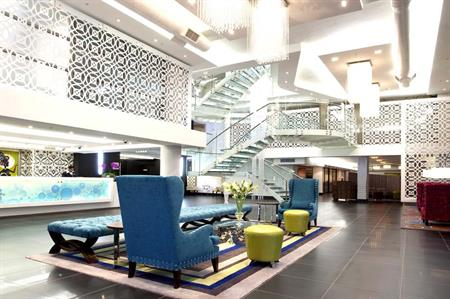 South Africa's first Doubletree by HIlton property in Woodstock, Cape Town