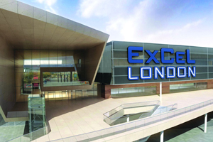 ICC London Excel will be London's first international convention centre