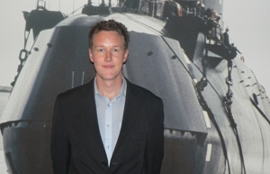 Liam Potter, who has been promoted at Lime Venue Portfolio's Imperial War Museum North
