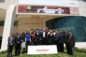 Movenpick opens hotel in Ramallah