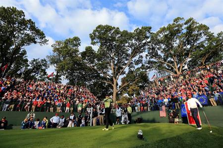 Keith Prowse appointed official hospitality provider for Ryder Cup 2014
