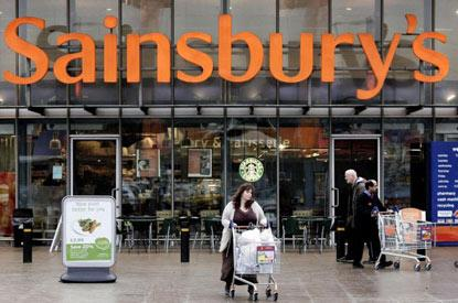 Sainsbury's holds conference at NEC