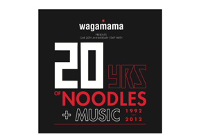 Wagamama celebrates 20 years with entire staff at Ministry of Sound