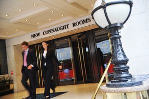 New Connaught Rooms rescued by Principal Hayley