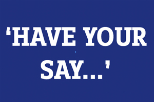 Have your say: Event management education