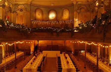 Wilton's Music Hall in the East End will reopen in February 2013 following a £1.1m renovation