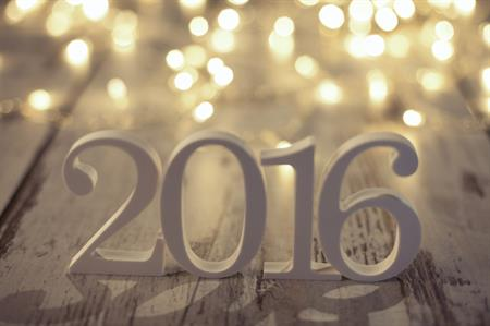 2016 Forecast (©iStockphoto.com)