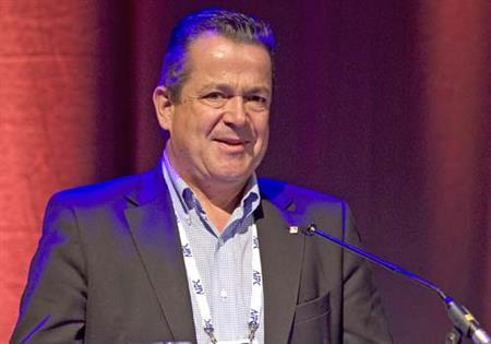 Edgar Hirt is President of the International Association of Congress Centres (AIPC)