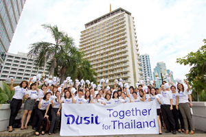 Dusit forecasts six-month recovery time for Thailand