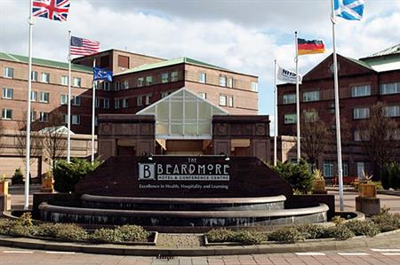 The Beardmore Hotel and Conference Centre in Glasgow