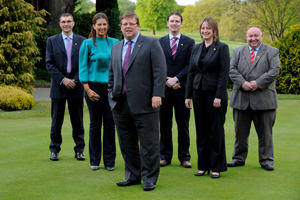 Mere Golf and Country Club new executive team