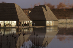 Brockholes Visitor and Conference Centre to open in 2011