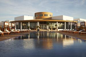 Starwood's Hotel Paracas in Peru