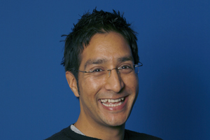 Google EMEA head of events Vishal Patel