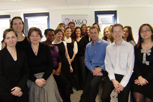 The W&O Events team