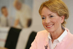 Chartered Management Institute chief executive Ruth Spellman