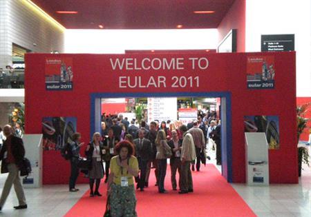EULAR attracted 16,200 delgates