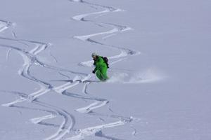 Corporate ski enquiries up