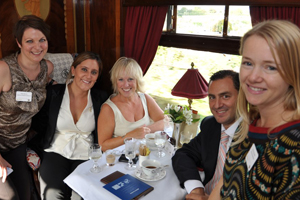 Amex and Inntel attend Sol Meliá's Orient Express Workshop