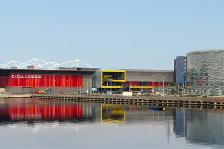 London Excel will host the PCMA event