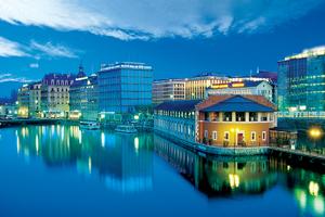 Geneva: hosting two scientific conferences