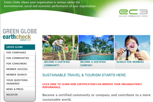 Green Globe awards Ovation Global DMC bronze accreditation