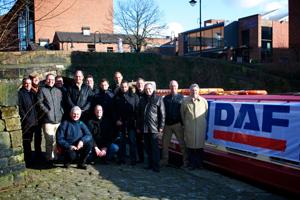 DAF Trucks hires Urban Fabric Events for dealer programme
