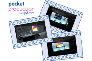 P&MM launches Pocket Production