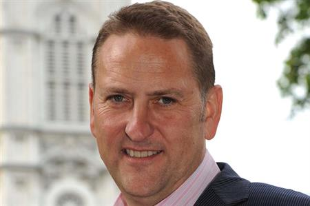 Richard Foulkes joins Live Union as executive director